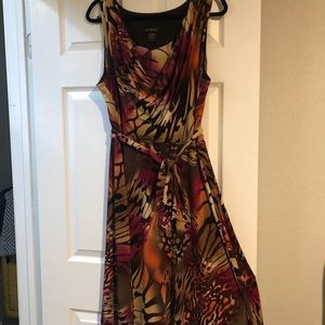 Lane Bryant sleeveless dress